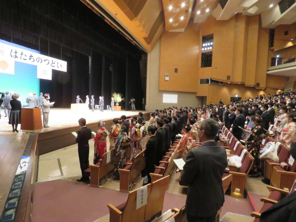 【新型コロナ】和歌山市で成人式 コロナ時代に二十歳の決意