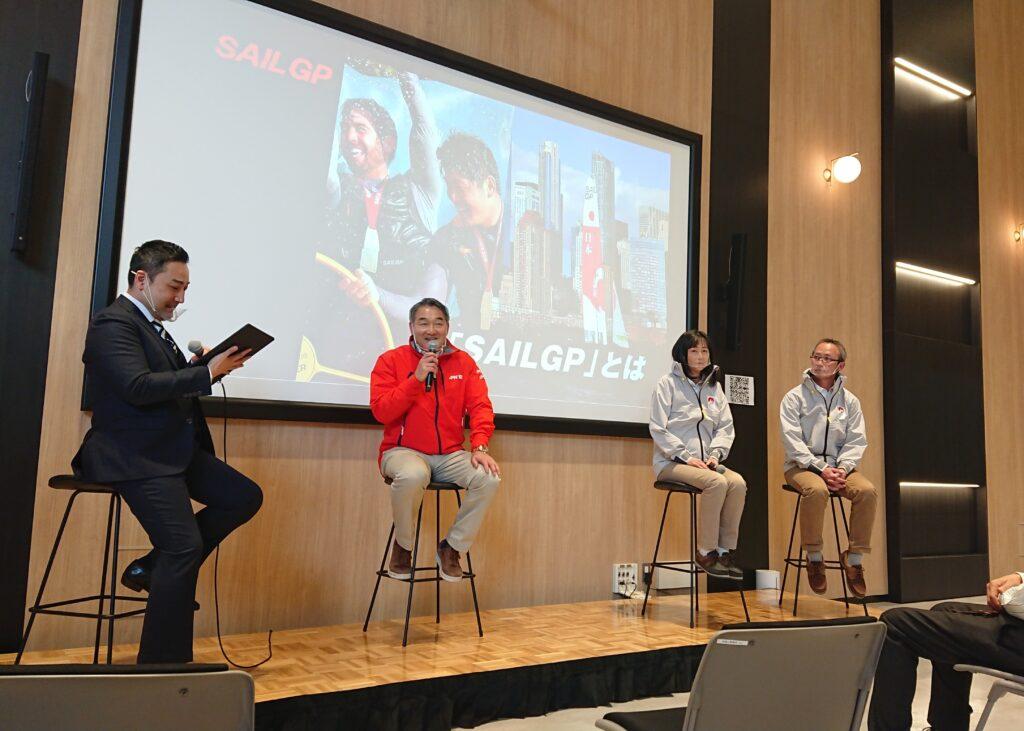 ヨットの聖地・和歌山と持続可能な観光を手間にトークイベント