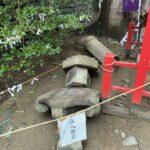 【地震】神社の石灯籠倒れる・議場の照明部品が落下