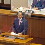 県議会2月定例会開会・過去最大規模6120億円の当初予算案提案
