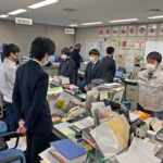 東日本大震災から10年・県庁で黙とうや半旗掲揚