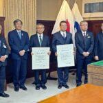 「企業ソムリエ」橋本市のユニカルが14社目の認定企業に