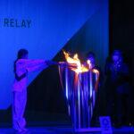 オリンピック聖火リレー・和歌山県1日目・新宮市から和歌山市に無事到着