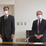 和県高野連・新会長に中村氏、新理事長に髙津氏就任