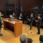 和歌山大学・新2年生対象に改めて入学式