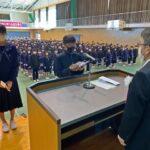 和歌山県内の公立学校で入学式・桐蔭中高では360人が思い新た