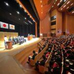 和歌山大学で2年ぶりに入学式