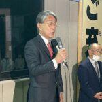 【選挙】田辺市長選挙、現職の真砂氏が5選
