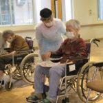 【新型コロナ】ワクチン接種、高齢者施設で本格始動