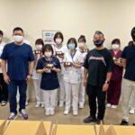 「おにぎりプロジェクト」有名シェフらが海南市の医療機関にエール