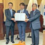 エールスタッフと和歌山県・和歌山市が進出協定
