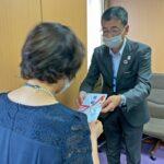 "Daigasグループ""、児童用書籍をファミリーホームに寄贈"