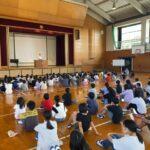 公立学校で終業式・あす(21日)から夏休み