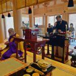 和歌山市の寺院で「箸供養」