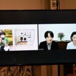 秋篠宮皇嗣殿下ご夫妻が高校総文をオンラインで観覧