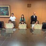 第43回「全日本中学生水の作文コンクール」表彰式
