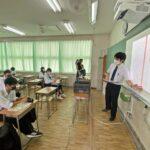 【新型コロナ】県立高校で2学期始業式・初のオンライン授業