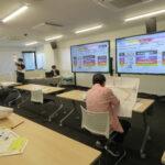 マイタイムライン作成 海南市で自主防災組織の研修会